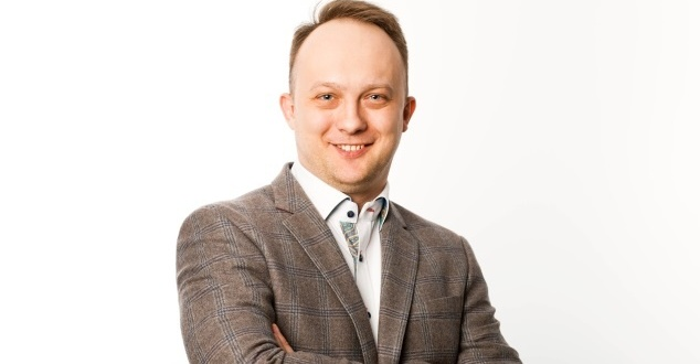 Tomasz Choroszewski (fot. Codemedia)