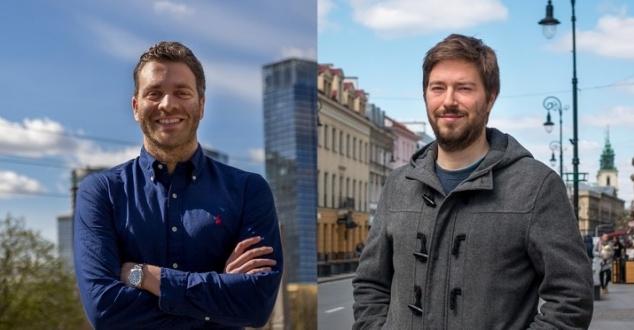 Giuseppe Bagorda i Maciej Koński. Fot. Kacper Sokołowski