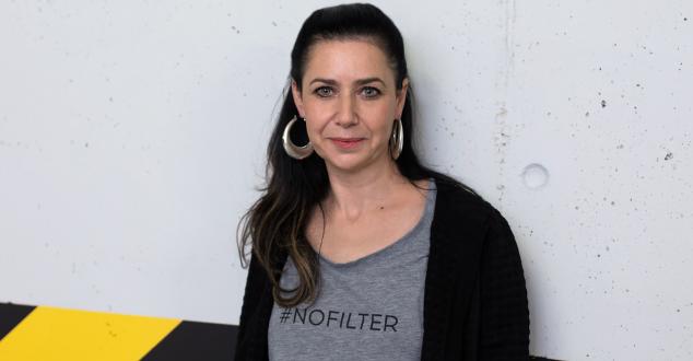 Joanna Biernacka, creative director, Isobar Polska