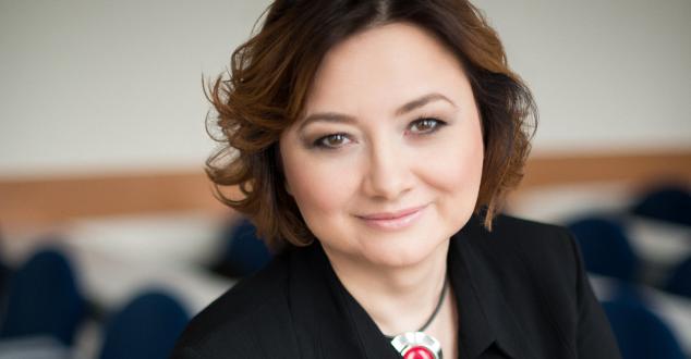 Jolanta Tkaczyk (fot. archiwum własne)