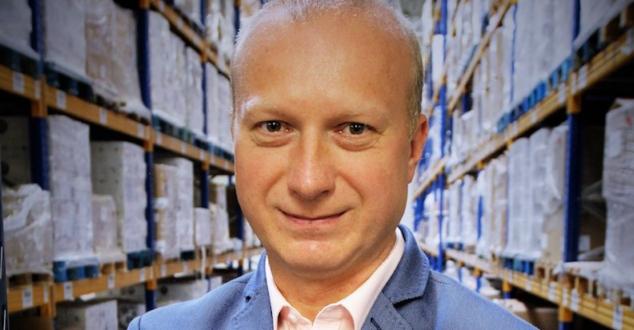 Piotr Lewaciuk (fot. materiały prasowe)