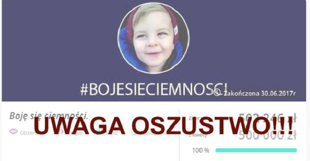 zrzut ze strony siepomaga.pl