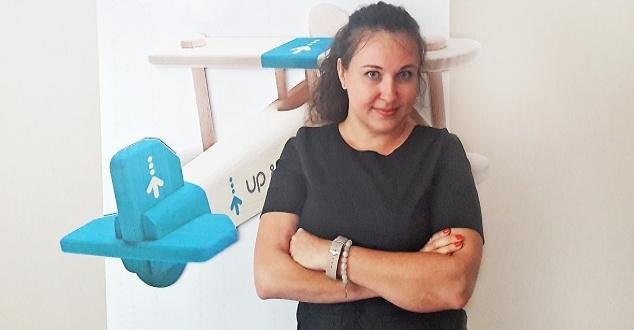 Izabela Fiedurek (fot. Up&More)