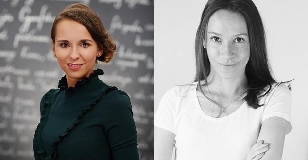 Od lewej: Patrycja Ogrodnik i Angelina Sielewicz (fot. Agencja Freebee)