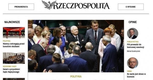 Rp.pl w nowej odsłonie. Wydawca liczy na większe przychody z contentmarketingu