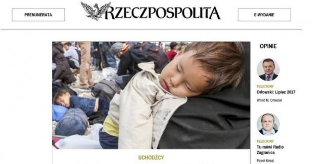 Strona główna rp.pl z 27.07.2017, wersja beta