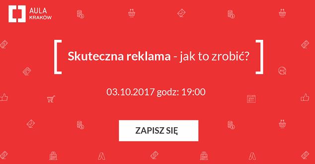 Aula Polska już 3 października w Krakowie