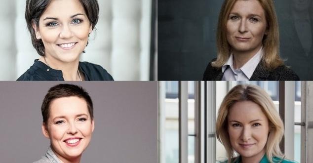 Iwona Jaśkiewicz-Kundera, Magda Kolenkiewicz, Agata Majecka, Anna Sakowicz