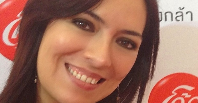 Paola Sandoval (fot. Coca-Cola Poland Services)