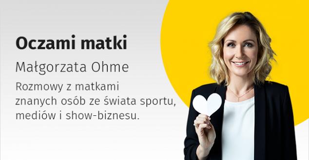 W Onecie startuje nowy program Małgorzaty Ohme