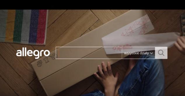 Allegro z nową, świąteczną reklamą. Powtórzy sukces sympatycznego dziadka?