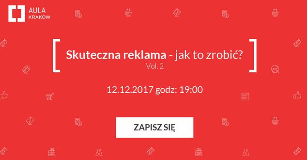 Trzecia edycja konferencji Aula Polska Kraków już 12 grudnia