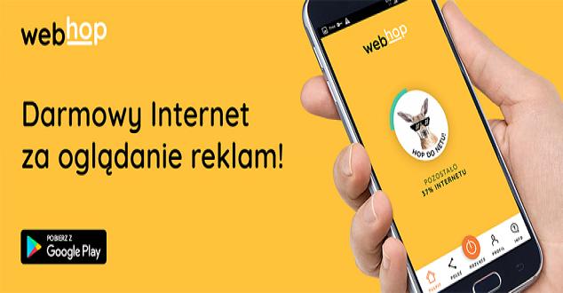 Bezpłatny internet w zamian za oglądanie reklam