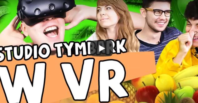 Marka Tymbark i sieć TalentMedia tworzą content z wykorzystaniem technologii VR