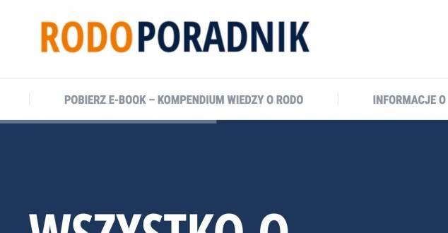 Powstał portal RodoPoradnik.pl. To kompendium wiedzy