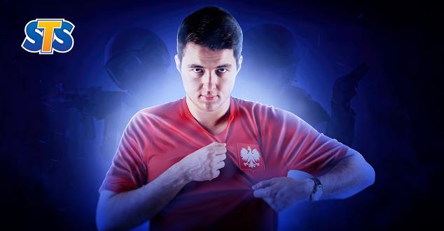 STS będzie sponsorował polskiego esportowca, Pawła 'innocenta' Mocka