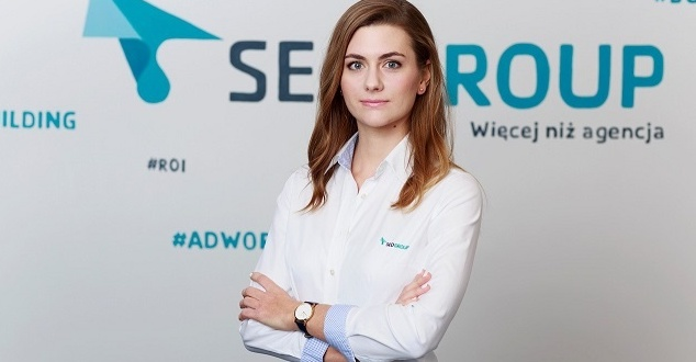 Agata Wojtyna (fot. SEOgroup)