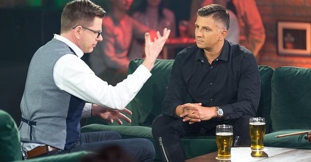 Filip Chajzer i Mateusz Borek (fot. Paprochstudio.pl)