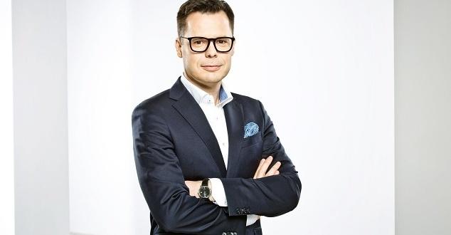 Jacek Świderski, prezes zarządu Wirtualnej Polski