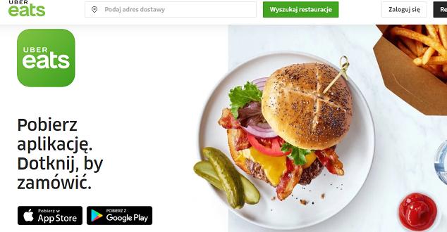 Uber Eats dostępny także we Wrocławiu