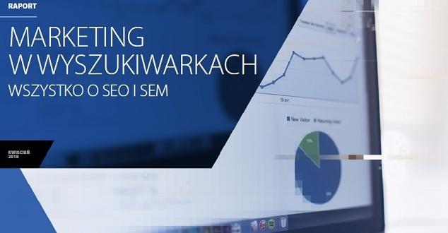 """Raport Interaktywnie.com: """"Marketing w wyszukiwarkach 2018"""""""