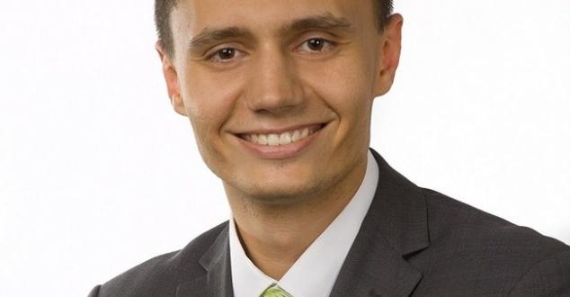 Na zdjęciu Paweł Mielniczek, ekspert ds. ochrony danych z Fundacji Wiedza To Bezpieczeństwo
