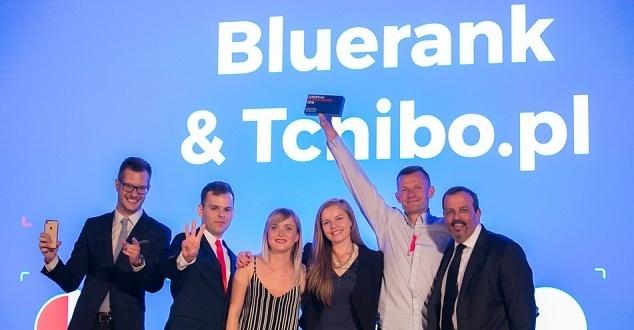 Bluerank, Elephate i Sempai wyróżnione w konkursie European Search Awards