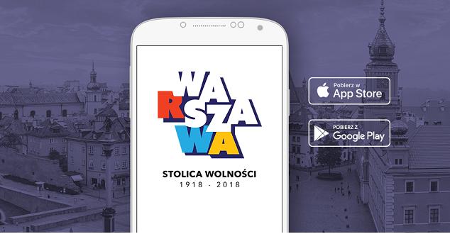 Wasza Warszawa 1918/2018 (materiały prasowe)