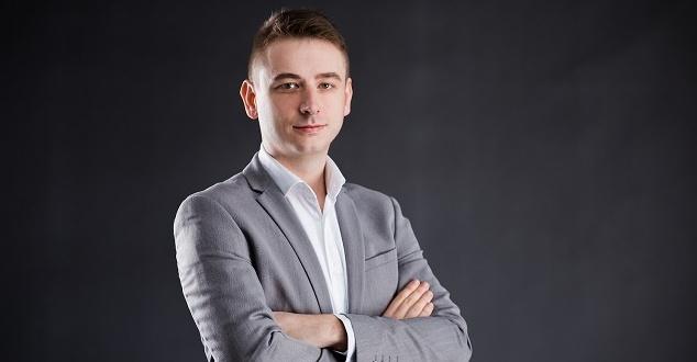 Grzegorz Rogoziński (fot. Cut2Code)
