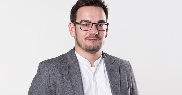Łukasz Gwiazda dyrektorem strategii i mediów w TalentMedia