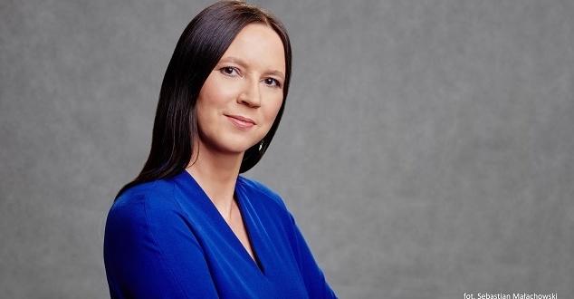 Ewa Usowicz (fot. materiały Wolters Kluwer)
