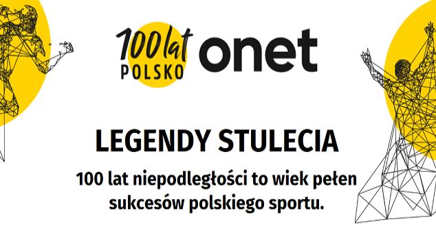źródło: Print screen ze strony www.sport.onet.pl/legendy-stulecia