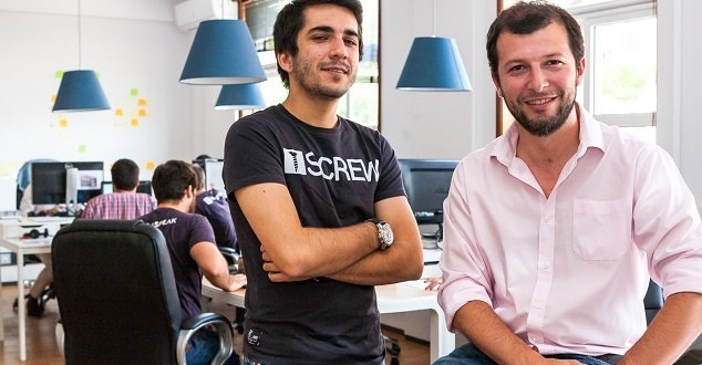 Luis Martins i Felipe Avila da Costa (fot. Innovation Nest)
