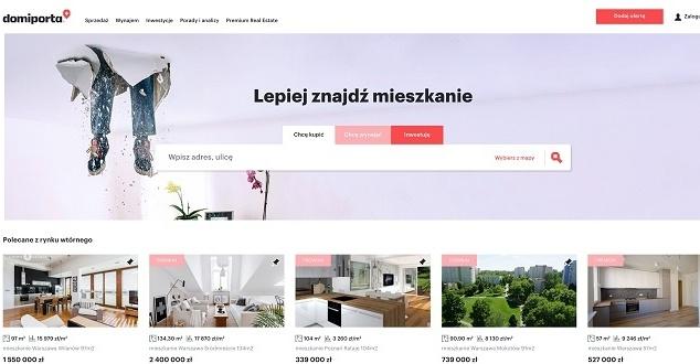 Domiporta.pl w nowej oprawie rusza z multimedialną kampanią reklamową