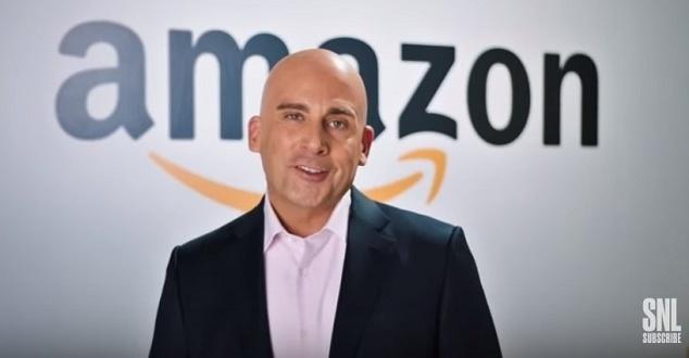 źródło: YouTube | Message from Jeff Bezos - SNL