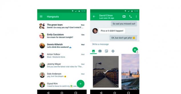 Google Hangouts zacznie znikać w październiku
