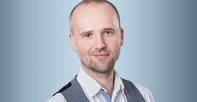 Radosław Gołąb (fot. Gemius)