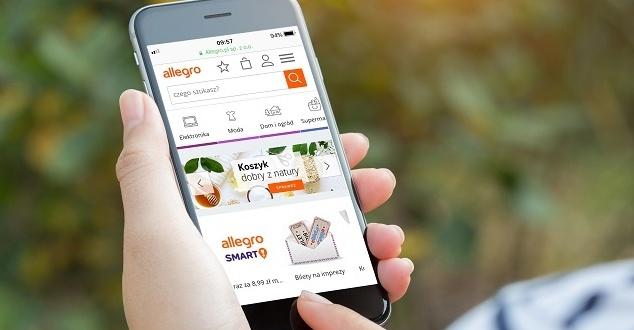 Apple Pay jest już dostępne w mobilnej aplikacji Allegro