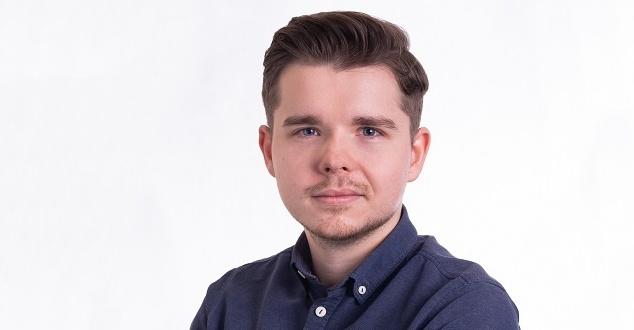 Michał Grzeszczyk (fot. MBridge – Marketing Experts)
