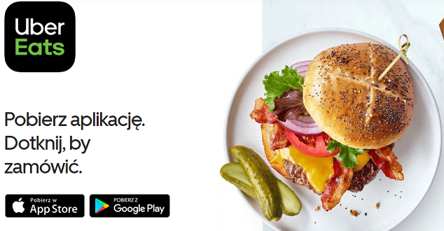 Uber Eats podsumowuje dwa lata działalności Polsce. Co zmawiamy za pośrednictwem tej aplikacji?