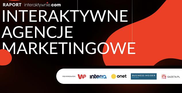 Raport Interaktywnie.com: Interaktywne Agencje Marketingowe 2019
