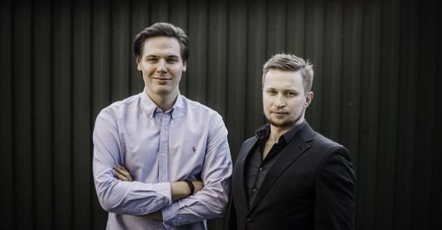 Mikołaj Czajkowski i Piotr Niewczas (fot. Move Closer)