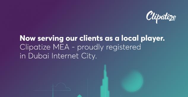 Polska agencja Clipatize powołuje w Dubaju spółkę Clipatize MEA