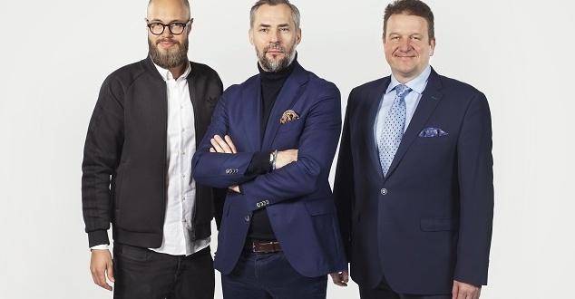 Michał Jerzy Olszewski, Szymon Walkiewicz, Paweł Maria Kwiatkowski (fot. WALK Events)