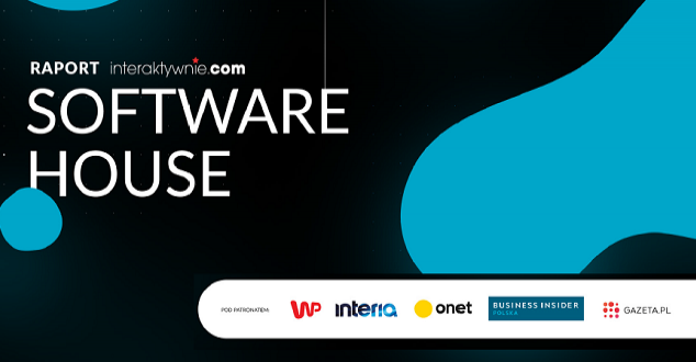 "raport Interaktywnie.com ""Software House 2019"""