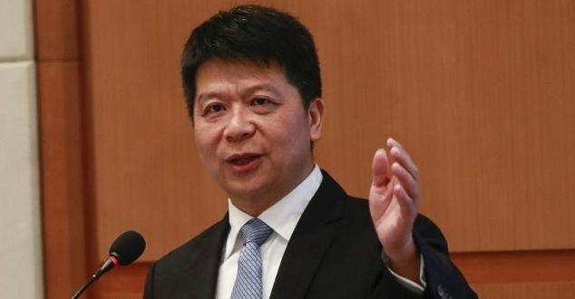 Guo Ping (fot. Huawei)