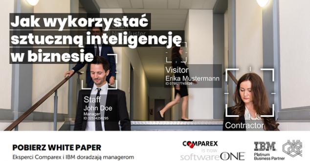 Sztuczna inteligencja w biznesie. Jak IBM i Comparex wspierają przedsiębiorców