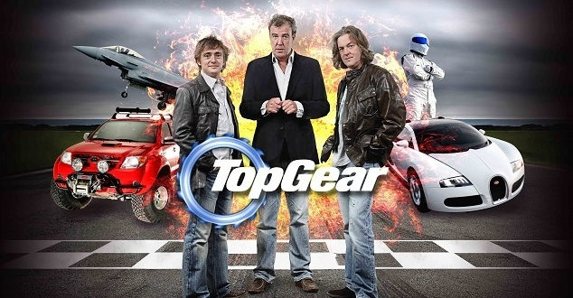 fot. Top Gear, Seria 14, BBC Studios