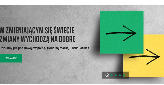 screen ze strony www.bnpparibas.pl
