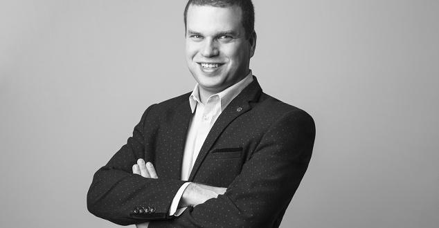 Artur Malinowski (fot. Denstu Aegis Network)
